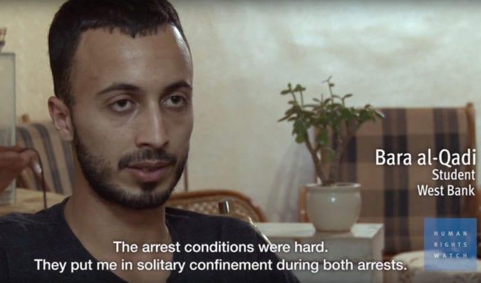 Skjermdump av video fra Human Rights Watch / YouTube.