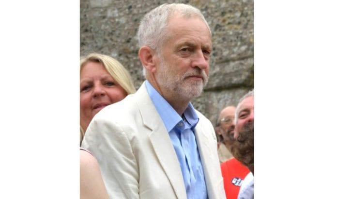 Partileder Jeremy Corbyn fra britiske Labour Party. (Foto: Wikimedia Commons)