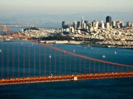 San Francisco, California. (Illustrasjonsfoto: Wikimedia Commons)