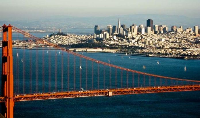 San Francisco, California. (Illustrasjonsfoto: Wikimedia Commons)