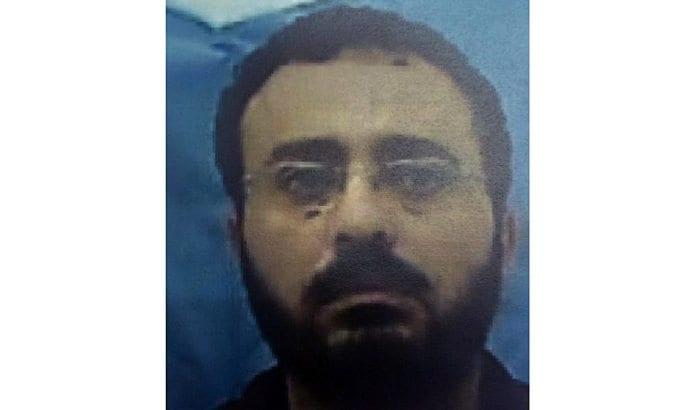 Waheed Abd Allah Borsh er tiltalt for å ha hjulpet terrororganisasjonen Hamas gjennom sin posisjon i FN. (Foto: Shin Bet)