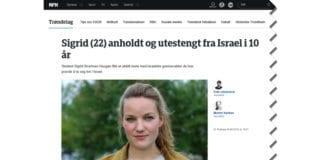 Skjermdump fra Nrk.no 11. september 2016.