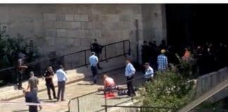 Terrorangrep ved Damaskusporten