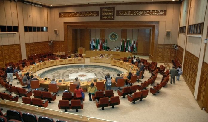 Møterommet i Den arabiske liga. (Illustrasjonsfoto: Alyssa Bernstein, flickr.com)
