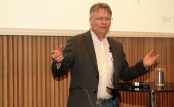 Bengt Ove Nordgård er styreleder i MIFF. (Foto: Tor-Bjørn Nordgaard)