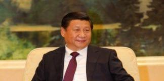 Kinas president Xi Jinping. (Foto: Michel Temer, flickr.com).