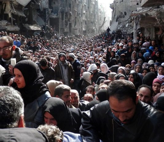 Yarmouk. (Illustrasjonsfoto: UNRWA, flickr)