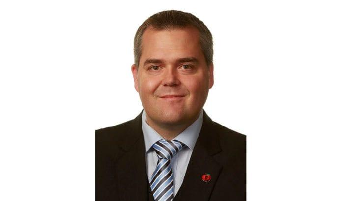 Roy Steffensen er stortingsrepresentant fra Rogaland og leder for Rogaland FrP. (Foto: Stortinget)