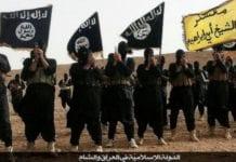 Terrorister fra Den islamske staten. (Illustrasjonsfoto: Wikimedia Commons).