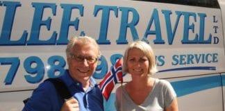 Hallgrim Berg og Mette Johanne Follestad.