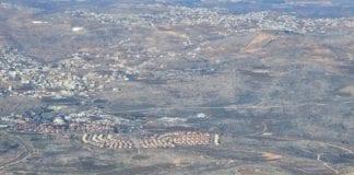 Flertallet av israelere er imot å annektere delere av Vestbredden. (Foto: Dvirraz, Wikimedia Commons)