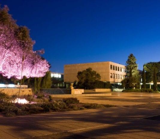 Det hebraiske universitetet i Jerusalem. (Illustrasjon: Adiel Lo, Wikimedia Commons)