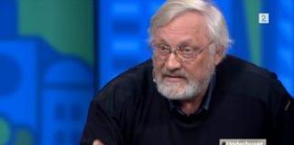 Lars Gule. (Skjermdump fra TV2 Underhuset 2. desember 2016)