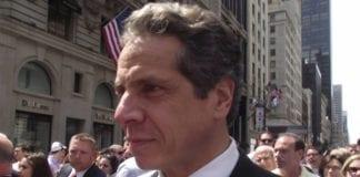 New Yorks guvernør Andrew Cuomo. (Foto: Azi Paybarah, flickr.com)