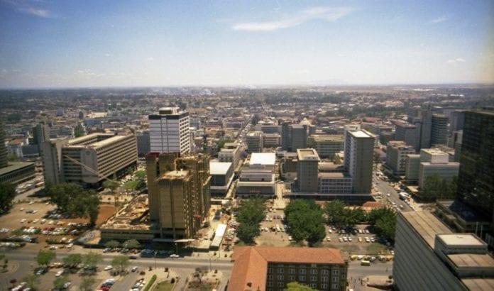 Nairobi, Kenyas hovedstad. (Illustrasjon: Brian Snelson. flickr.com)