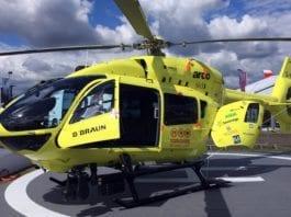 Et Airbus H145 helikopter. (Illustrasjonsfoto: Department for Transport, flickr)
