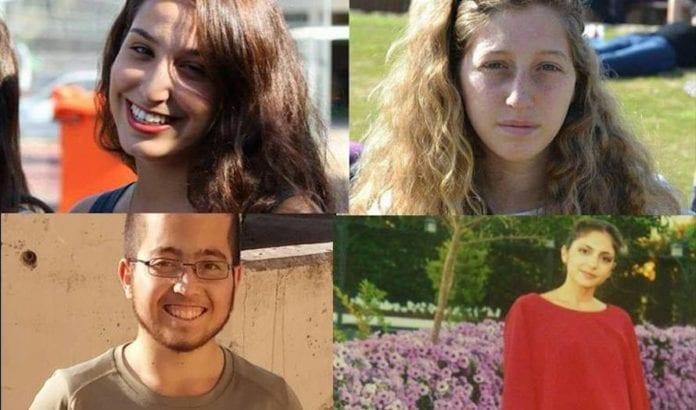 Ofrene etter søndagens terrorangrep ble begravet mandag. (Foto: StandWithUs/Privat)