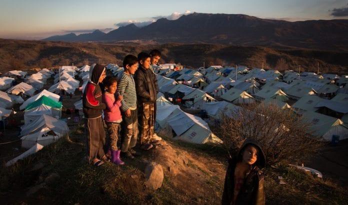 Israel gi 100 foreldreløse barn fra Syria opphold i landet. (Foto: Andrew McConnell/Flickr)