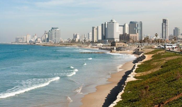 Ingen flyselskaper vil foreløpig fly direkte fra Norge til Tel Aviv og Israel. (Foto: Philippe-Alexandre Pierre/Flickr)
