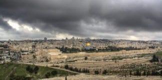 Siden 1950 har Jerusalem vært Israels hovedstad. Nå blir den anerkjent som det av USA. (Foto: Israeltourism/Flickr)