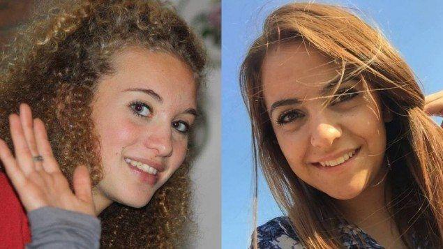 IDF har lagt fram disse bildene som eksempler på hvilke bilder Hamas-agentene brukte. (Foto: IDF)