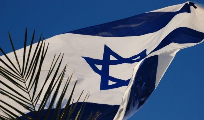 Illustrasjonsfoto: Det israelske flagget. Foto: Ishai Parasol, flickr.com.