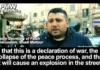 Shadi Mattour i Fatah sier den palestinske bevegelsen er i gang med planleggingen av en terrorkampanje. (Foto: Skjermdump YouTube/PMW)