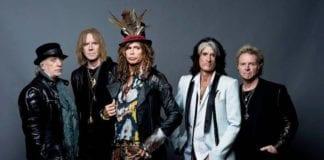 Aerosmith er noen av dem som holder konsert i Israel i 2017. (Foto: Pressefoto)