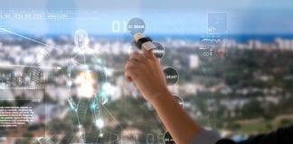 Bird er en teknologi som gjør at du kan gjøre alle overflater om til berøringsskjermer. (Foto: MUV Interactive)