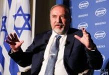 En palestinsk terrorcelle hadde planer om å drive forsvarsminister Avigdor Lieberman. (Foto: Ralph Alswang/Flickr)