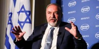 En palestinsk terrorcelle hadde planer om å drepe forsvarsminister Avigdor Lieberman. (Foto: Ralph Alswang/Flickr)
