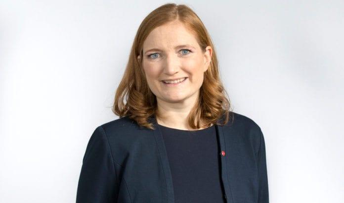 Ordfører Ida Maria Pinnerød (Ap). (Foto: Bodø kommune)