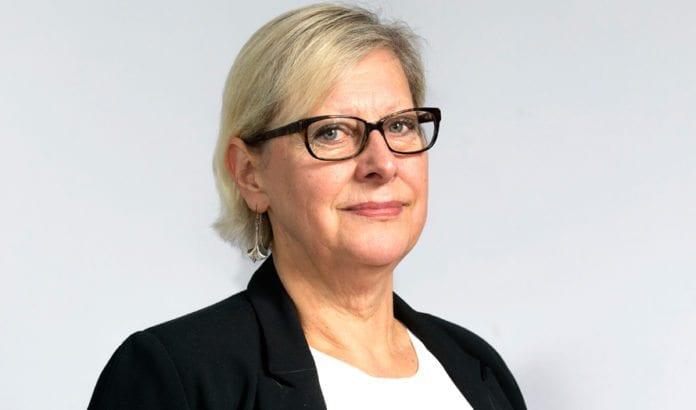 Ingrid Lien er Senterpartiets eneste representant i bystyret i Bodø. (Foto: Bodø kommune)