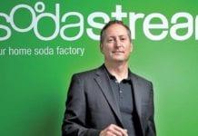 Daniel Birnbaum i Sodastream sier de er stolt over å være et israelsk selskap. (Foto: Sodastream)