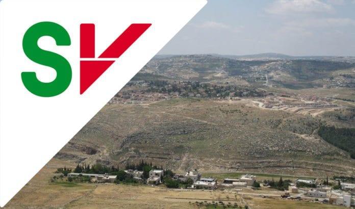 Sosialistisk Venstreparti i Kristiansand vil boikotte israelske bosetninger. (Illustrasjonsfoto)