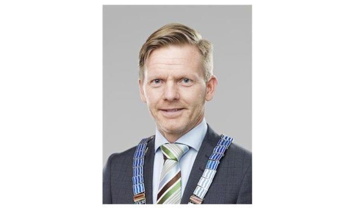 Moss-ordfører Tage Pettersen (Høyre). (Foto: Moss kommune)