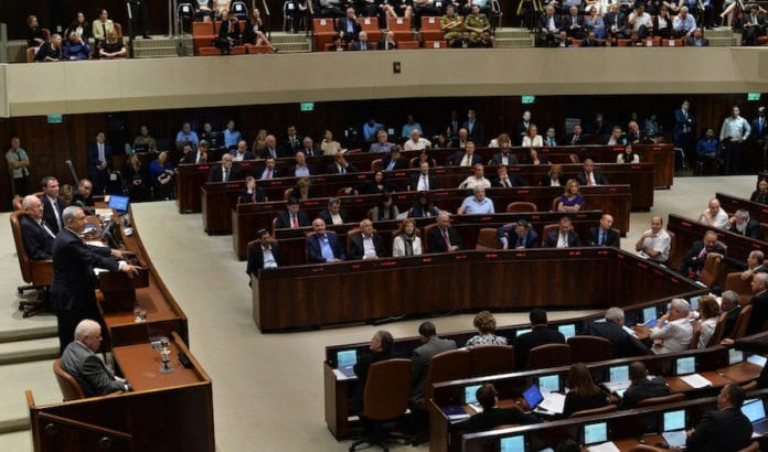 Det 22. Knesset som ble valgt 17. september 2019 ble det mest kortvarige i Israels historie. (Foto: Kobi Gideon /CC)