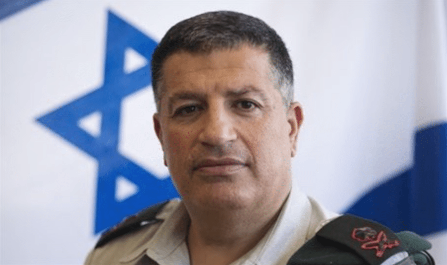 Generalmajor Yoav Mordechai mener Hamas samarbeider med Den islamske staten. (Foto: IDF)