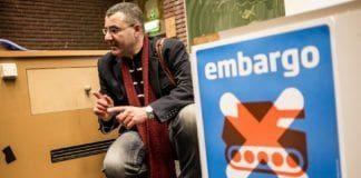 En av BDS-grunnleggerne, Omar Barghouti, er mistenkt for skatteunndragelse. (Foto: Kevin van Den/Flickr)