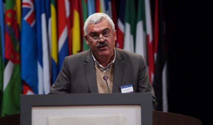 Den omstridte palestinske menneskerettighetsaktivisten Shawan Jabarin kommer til Norge. (Foto: Den internasjonale straffedomstolen)