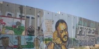 Palestinske Marwan Barghouti fremstilles ofte som en frihetskjemper, men er i realiteten en dømt terrorist. (Foto: Justin Giovannetti/Flickr)