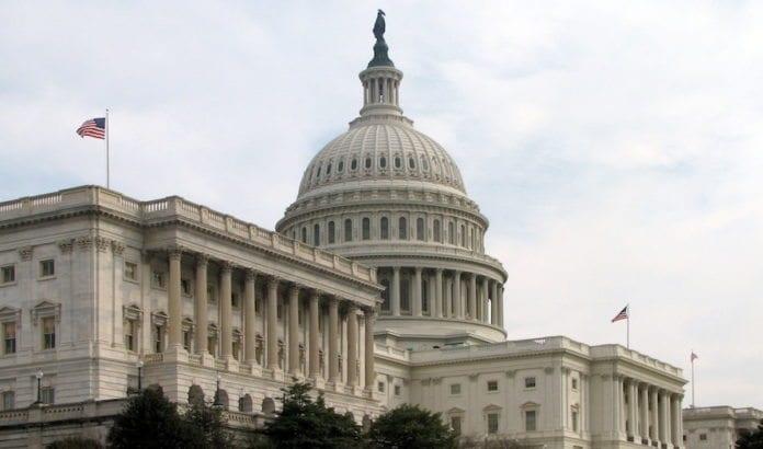 Alle medlemmene i det amerikanske senatet skrev under på et brev mot FNs partiskhet. (Foto: Wikipedia)