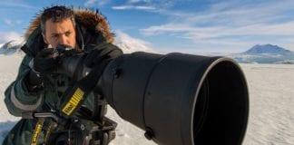 Mandag kan du møte den verdenskjente fotografen Roie Galitz i Oslo. (Foto: Privat)