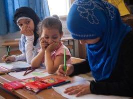 I palestinske skolebøker blir elever lært opp til å være martyrer. (Illustrasjonsfoto: Kristian Buus/Flickr)