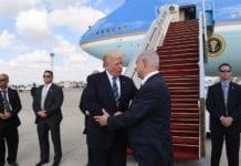 Donald Trump og Benjamin Netanyahu. (Foto: Kobi Gideon/Flickr)