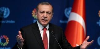 Recep Tayyip Erdogan går til angrep på Israel. (Foto: Berk Özkan/Flickr)