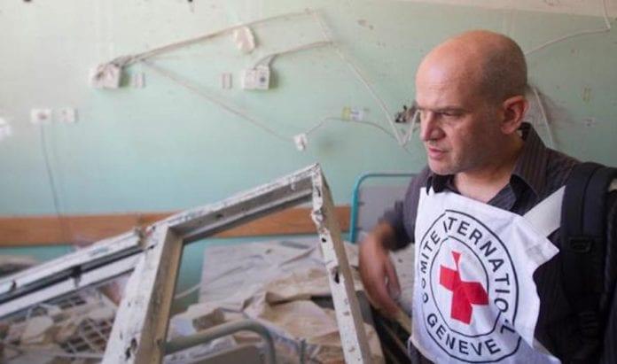 Røde Kors-sjef Jacques De Maio avviser påstander om apartheid i Israel eller Vestbredden. (Foto: ICRC)