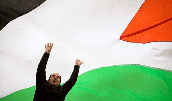 Ingen norske Palestina-venner kjenner en palestinsk leder som støtter to stater for to folk.
