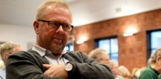 Jan Olav Andersen, forbundsleder i EL og IT Forbundet. (Foto: Nei til EU, flickr)