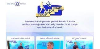 Trapp opp for Israel! er en samling filmer som viser deg hvordan du kan gjøre en større forskjell for Israels sak i Norge.